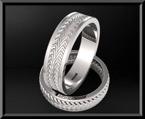 Gold Wedding Rings Unique Wedding Rings For Men And Women