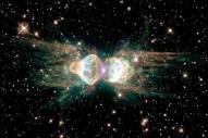 explosión de estrellas