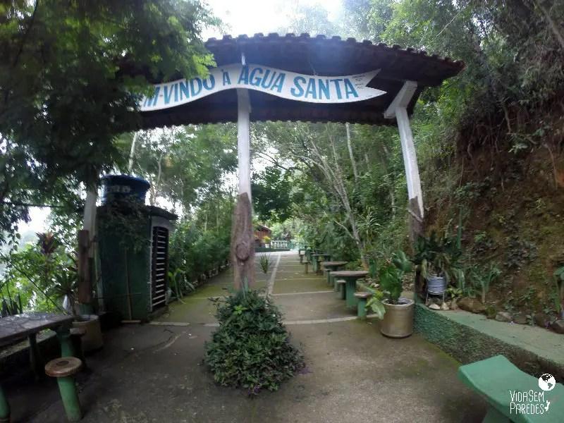 Vida sem Paredes - Santuário Ecológico da Água Santa (3)
