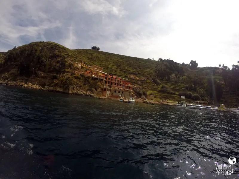 Vida sem Paredes - Isla del Sol (3)
