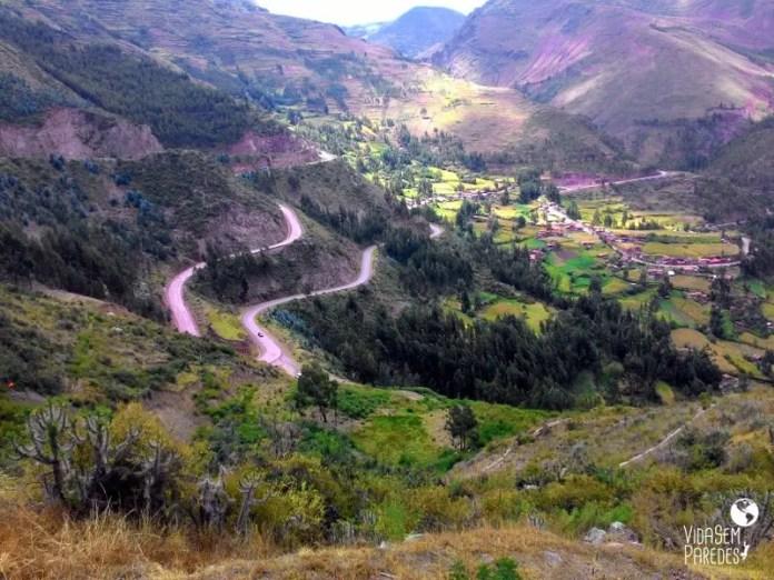 Vida sem Paredes - Valle Sagrado dos incas (10)