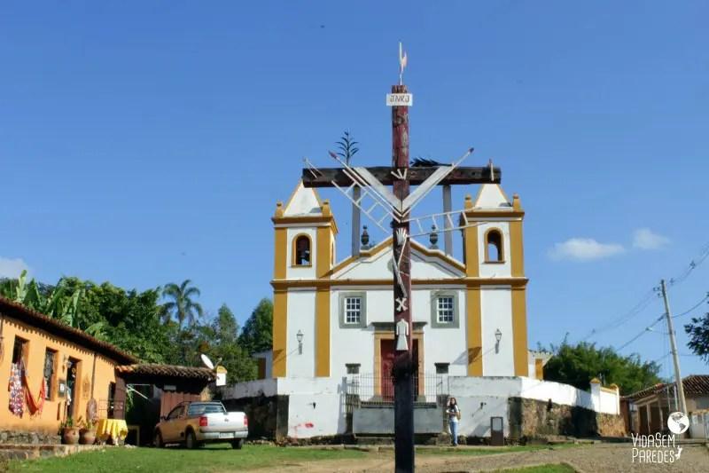 Ig. de Nossa Senhora da Penha, Bichinho (Vitoriano Veloso) Prados - MG