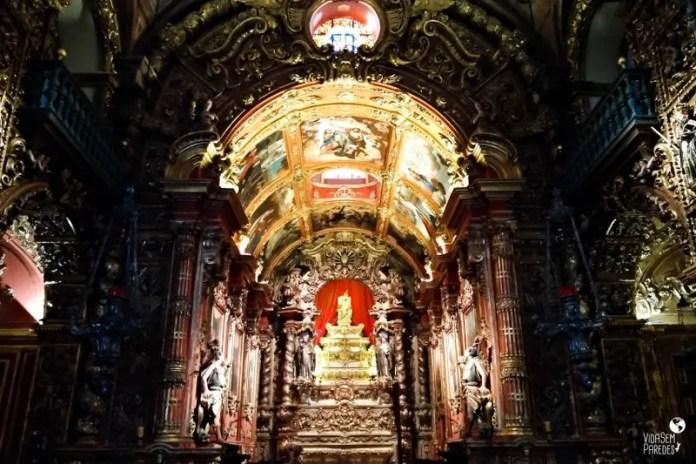 Mosteiro de Sao Bento RJ