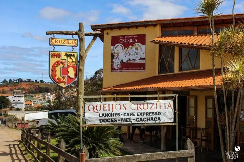 O que fazer em Cruzília, sul de Minas: queijos finos