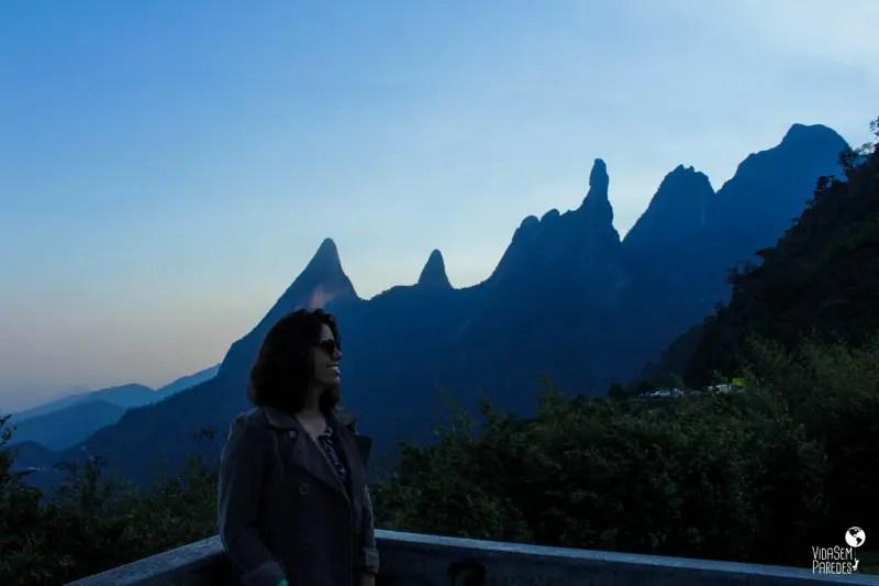 o que fazer em Teresópolis - RJ: Mirante do Soberbo