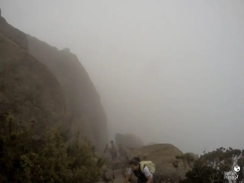 Morro do Couto - Parque Nacional de Itatiaia