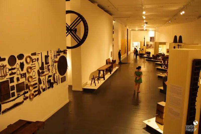 Museu Afro Brasil, no Parque Ibirapuera - São Paulo