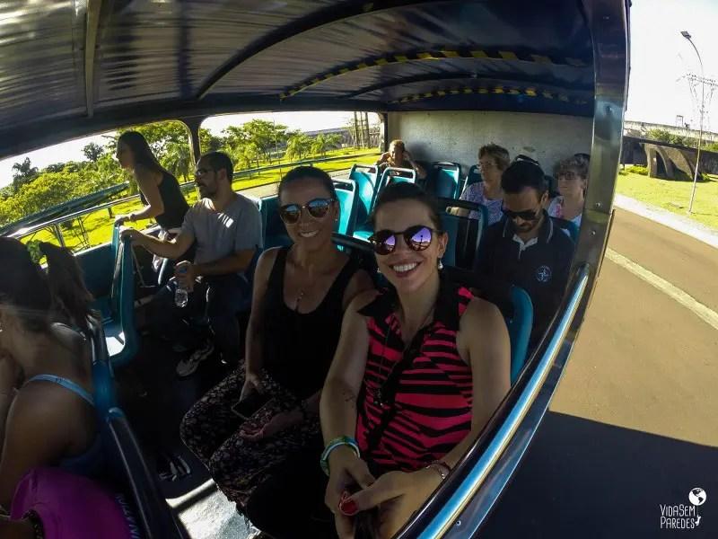 Visita Panorâmica na Usina de Itaipu