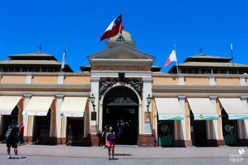 Mercado Central de Santiago