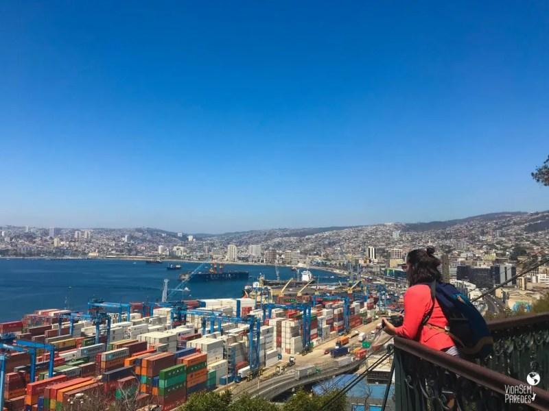 O que fazer em Valparaíso, Chile: Paseo 21 de May
