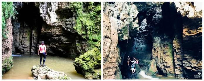O que fazer em Mambaí, Goiás: Caverna Lapa do Penhasco