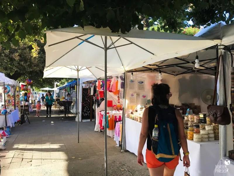 O que fazer em Santa Cruz, no Valle de Colchagua (Chile): Plaza de Armas