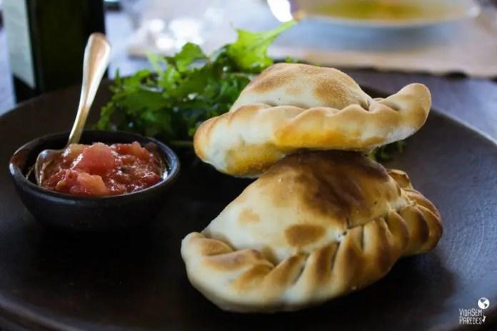 Comidas típicas do Chile: empanadas