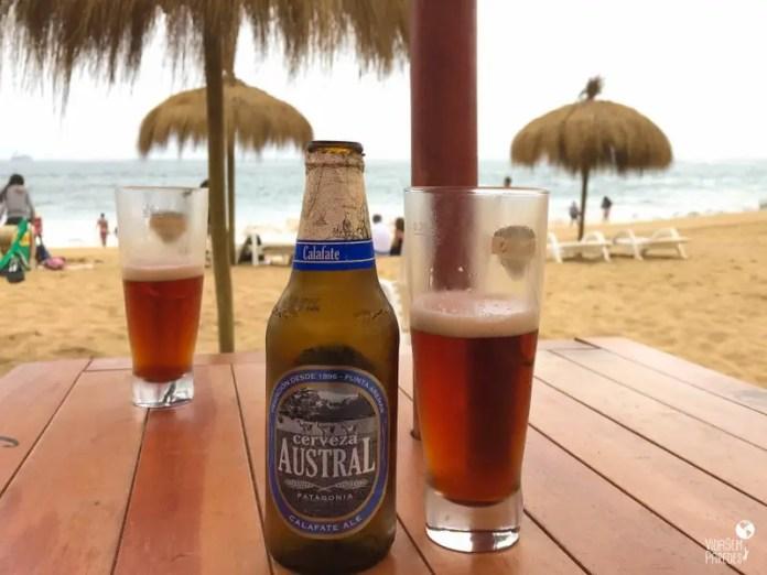 Comidas típicas do Chile: cervejas chilenas