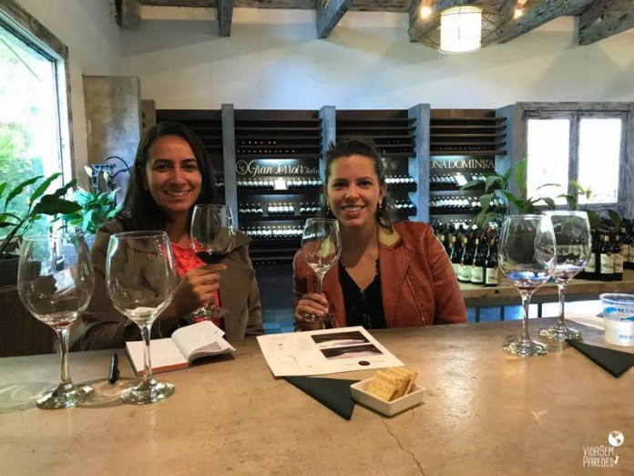 vinícolas no Vale do Colchagua, no Chile: Viña Casa Silva