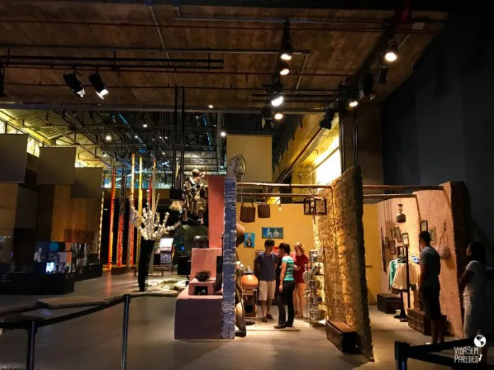 Melhores atrações para visitar em Recife: Museu Cais do Sertão