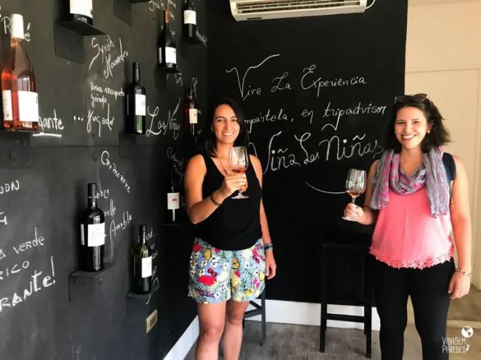 vinícolas no Vale do Colchagua, no Chile: Viña Las Niñãs
