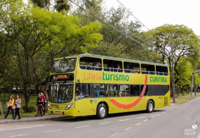 Passeios em Curitiba - Linha Turismo