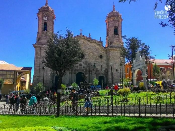 catedral de potosi