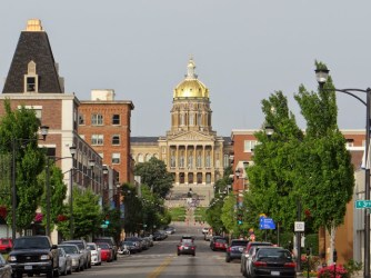 Des-Moines-capital-de-Iowa