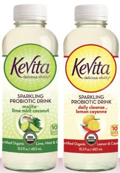KeVita Daily Cleanse and Mojita