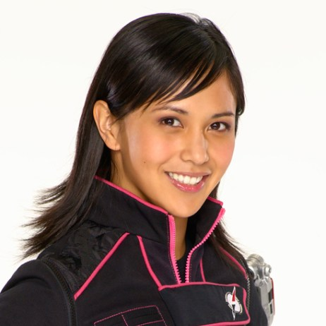 Rose Ortiz-Pink Ranger
