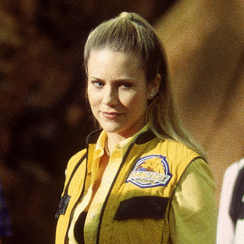 Taylor Earhardt-Yellow Ranger