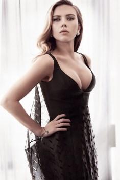Scarlett Johanson Dress