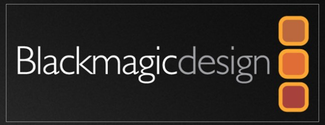 BlackMagic Design :: Awesome Pro Video Products