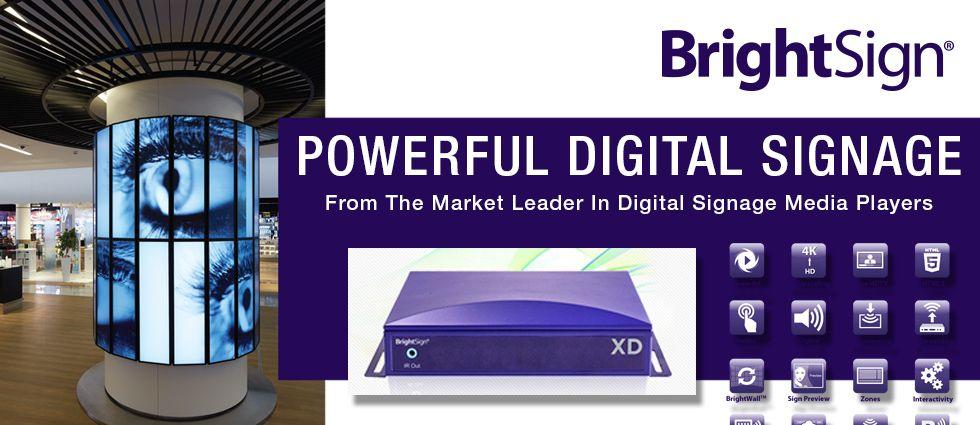 BrightSign :: Powerful Digital Signage