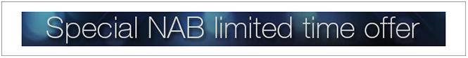 NewTek 3Play :: NAB Special Trade up offer 2014
