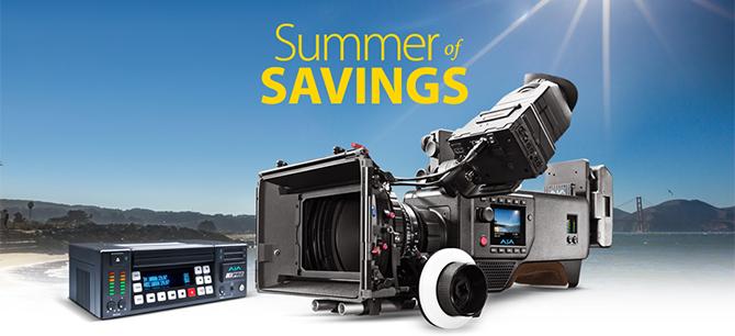 AJA :: 2015 :: Summer of savings