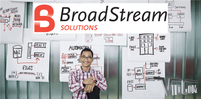 BroadStream Solutions Integrated Playout Servers
