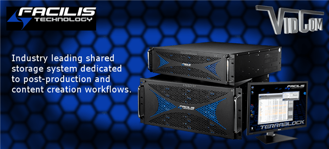 Facilis - Fast, Powerful Shared Storage for 4K/UHD