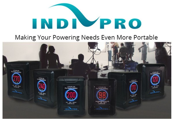 IndiPro - Making Your Powering Needs Even More Portable