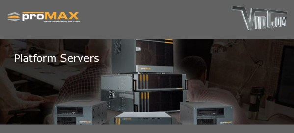 Promax - Advanced Shared Storage & Archiving