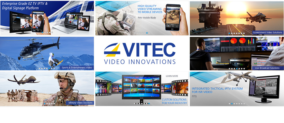 Vitec :: Video Innovations Encoding and Streaming
