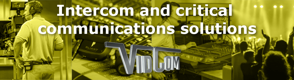 Intercom and critical communications