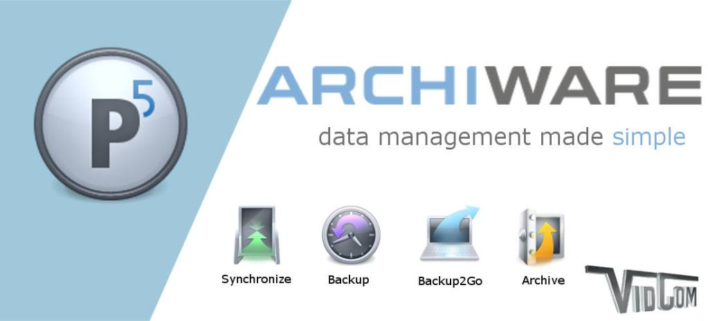 Archiware - Data Management Made Simple