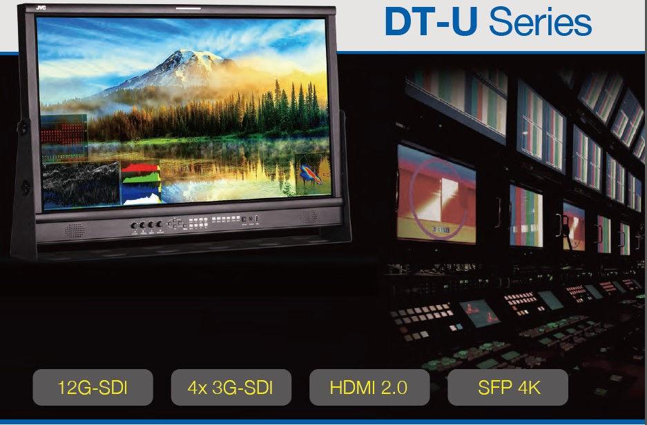JVC 4K HDR Studio Monitors