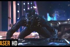 Black Panther Teaser Trailer (HD) subtitulado al español latino