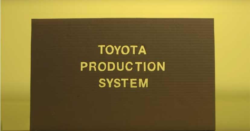Lean Video – Eksempel På Anvendelse Af Toyotas Principper