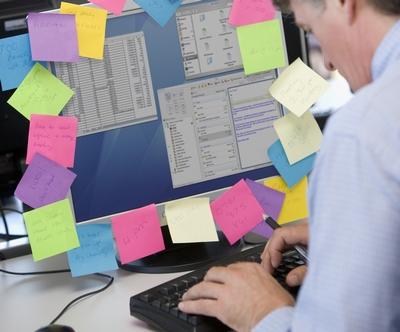 Mange igangværende opgaver...multitasking!