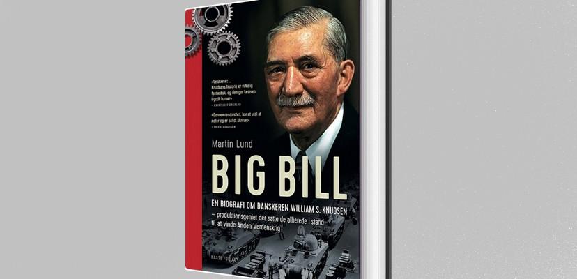 Bog: Big Bill – Spændende Læsning For Lean-folk :-)
