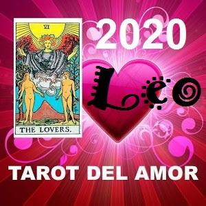 Tarot del Amor Leo 2020