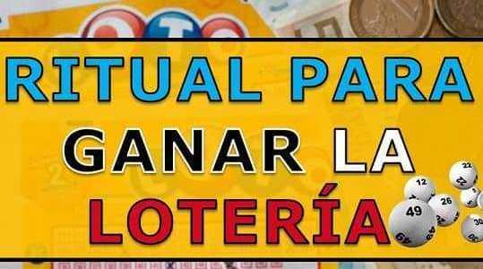 Ritual Exclusivo para Ganar la lotería