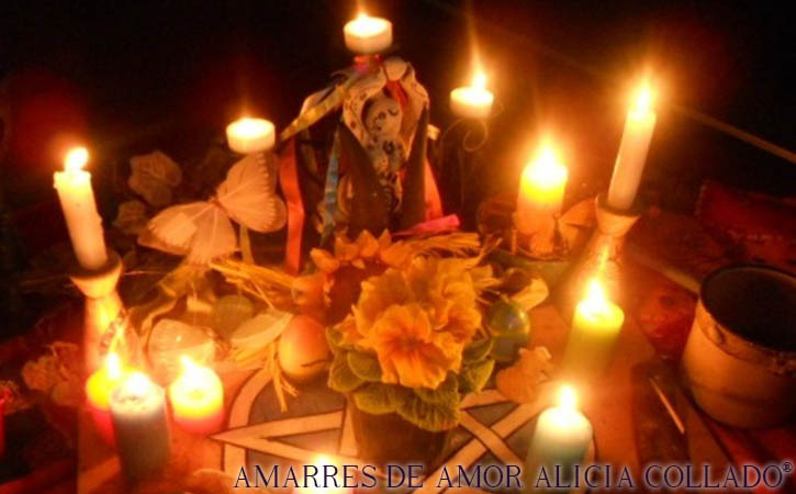 Como recuperar a tu pareja con un ritual efectivo