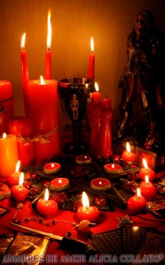 Especialista en rituales de amor y separaciones de pareja