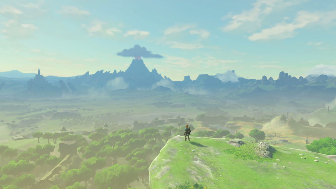 The Dying Man Who Found Hope In Breath Of The Wild