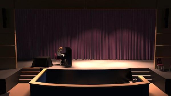Rogers High School Auditorium